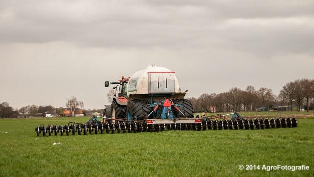 New Holland TM 165 + Duport (Schoonen) (6 van 26)