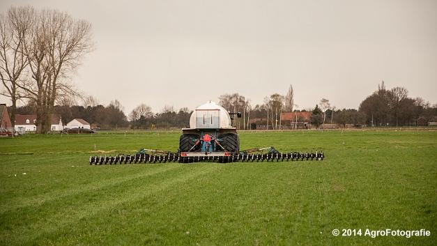 New Holland TM 165 + Duport (Schoonen) (8 van 26)