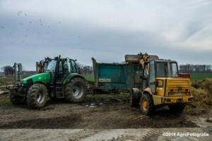 Deutz-Fahr Agrotron + Rolland-3