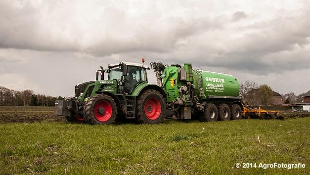 Fendt 828 + Joskin Cargo 24000 (gebr. Dewit) (3 van 30)