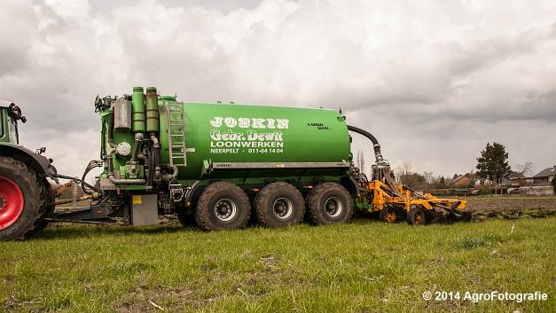 Fendt 828 + Joskin Cargo 24000 (gebr. Dewit) (4 van 30)