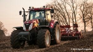 New Holland T7030 + Kuhn Optimer (Vanbuel) (7 van 18)