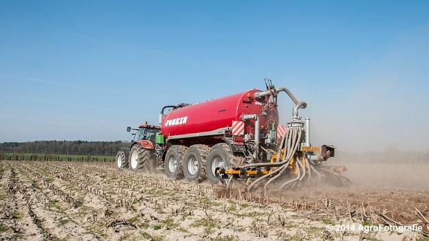 New Holland T7060 + Joskin Cargo 22500 TRM (Vanbuel) (14 van 24)