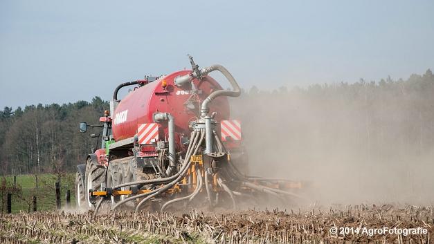 New Holland T7060 + Joskin Cargo 22500 TRM (Vanbuel) (16 van 24)