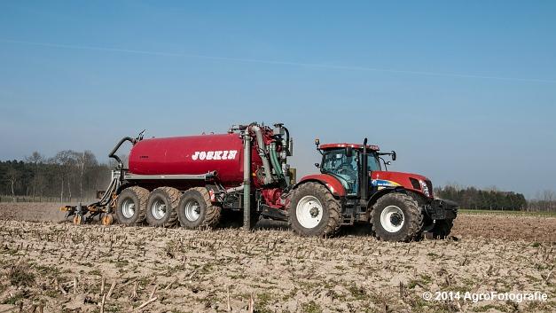 New Holland T7060 + Joskin Cargo 22500 TRM (Vanbuel) (20 van 24)