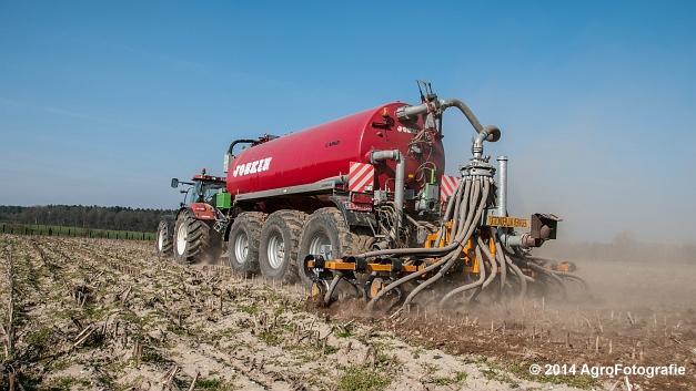 New Holland T7060 + Joskin Cargo 22500 TRM (Vanbuel) (5 van 24)