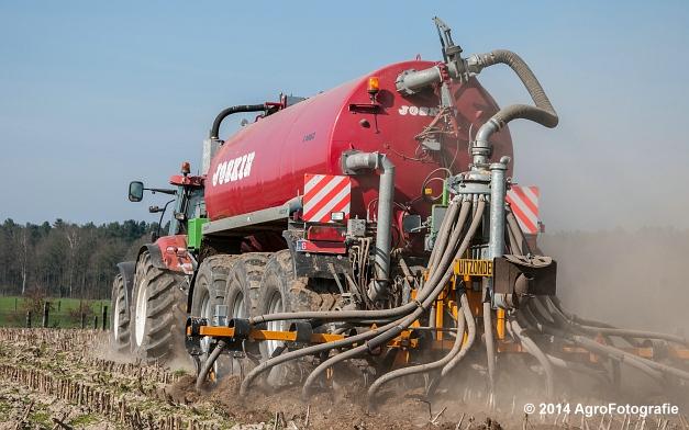 New Holland T7060 + Joskin Cargo 22500 TRM (Vanbuel) (6 van 24)