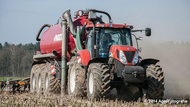 New Holland T7060 + Joskin Cargo 22500 TRM (Vanbuel) (8 van 24)