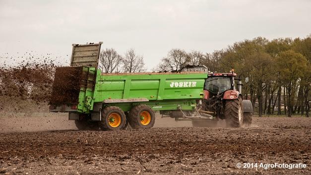 New Holland T7030 + Joskin Ferti-Space 7011 20U (Vanbuel) (8 van 15)