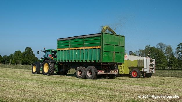 Claas JAGUAR 695SL (Leyssen) (14 van 15)