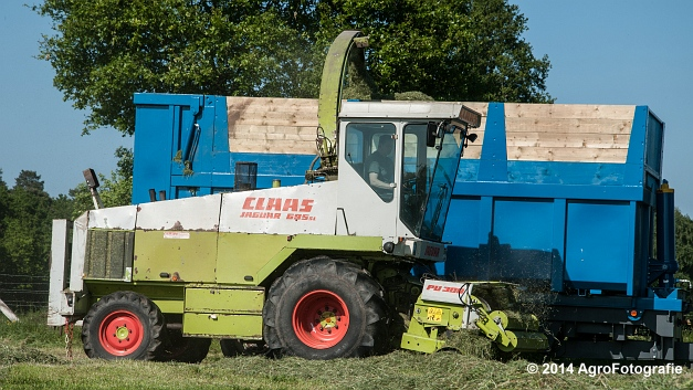 Claas JAGUAR 695SL (Leyssen) (3 van 15)