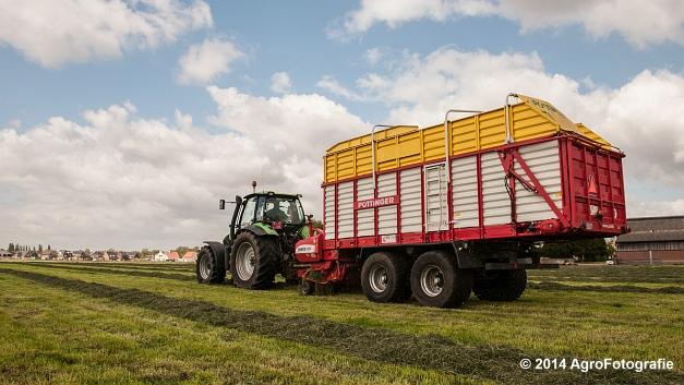 Deutz-Fahr Agrotron 165.7 + Pöttinger Torro 5100 (11 van 17)