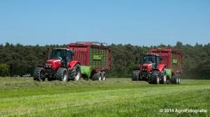 Massey ferguson 7495 + Strautmann GIGA Vitesse III (Keppens (13 van 18)