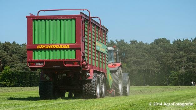 Massey ferguson 7495 + Strautmann GIGA Vitesse III (Keppens (9 van 18)