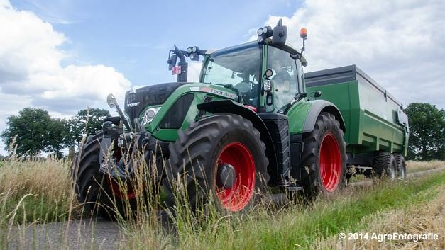 New Holland CX 7090 & Laverda 3650 (Vanbuel) (23 van 40)