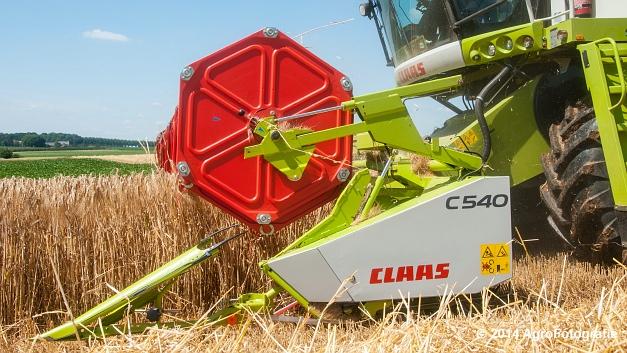 Claas LEXION 650 (Hertigers) (8 van 17)