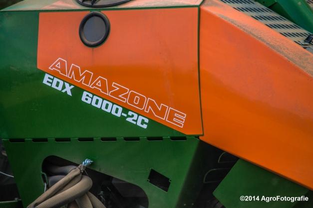 Fendt 820+ Amazone EDX 6000-2C (30)