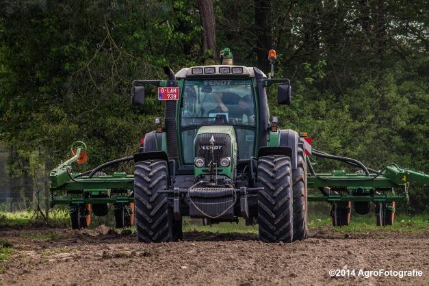 Fendt 820+ Amazone EDX 6000-2C (4)
