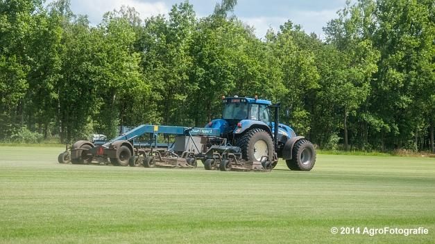 New Holland TVT 135 + GreenClipper 5 (Franken agro) (10 van 15)