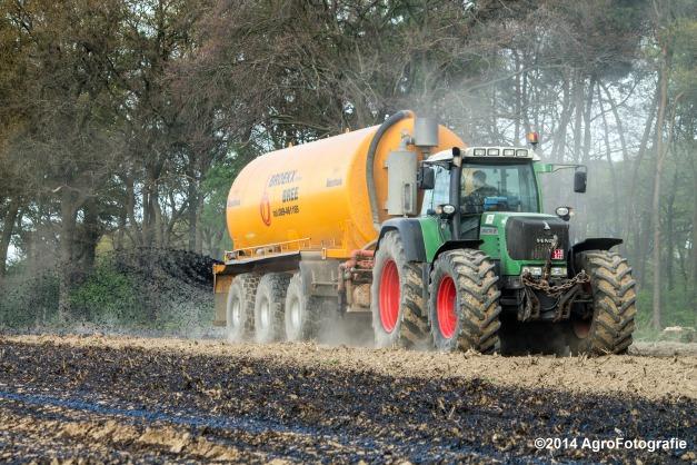 Fendt 924 + Veenhuis-5