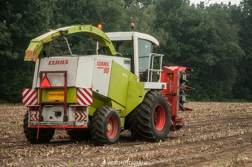 Claas JAGUAR 880 (VDS) (14 van 14)