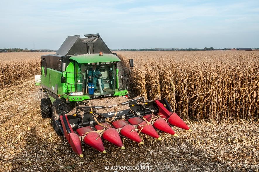 Deutz-Fahr 6090 HTS (maïs, weltjens) (12 van 12)