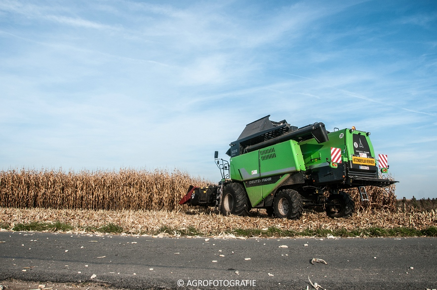 Deutz-Fahr 6090 HTS (maïs, weltjens) (2 van 12)