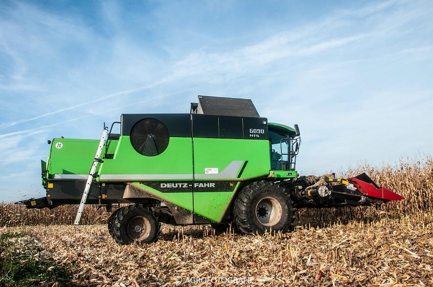 Deutz-Fahr 6090 HTS (maïs, weltjens) (5 van 12)