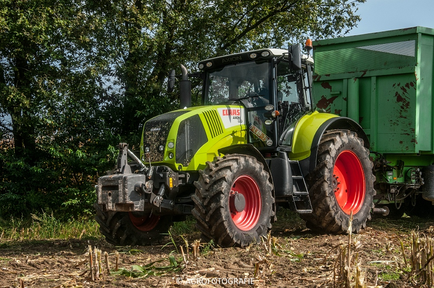 Claas JAGUAR 960 (Haveneers) (11 van 16)