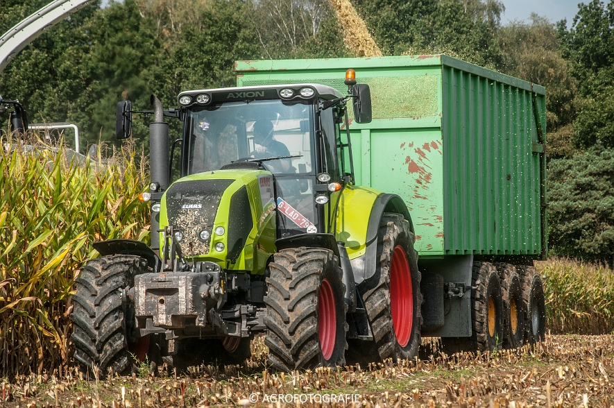 Claas JAGUAR 960 (Haveneers) (14 van 16)