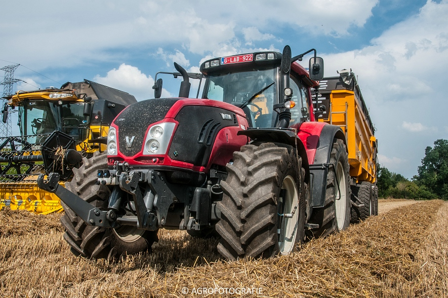 New Holland CX 8040  (12 van 13)