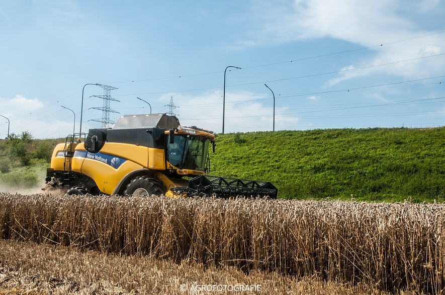 New Holland CX 8040  (2 van 13)