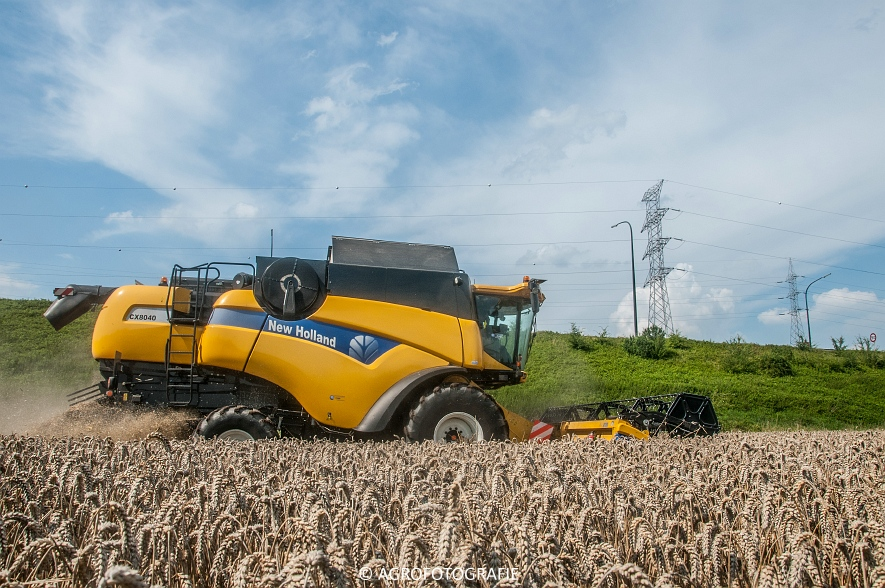 New Holland CX 8040  (3 van 13)