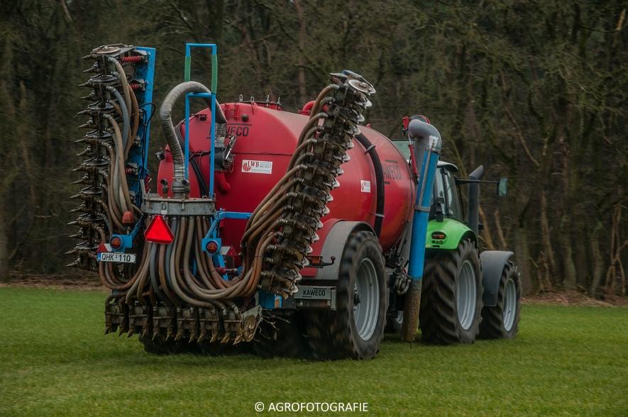Deutz- Fahr Agrotron M640 + Kaweco Double Twin (Grasland, 19-02-2015) (14)
