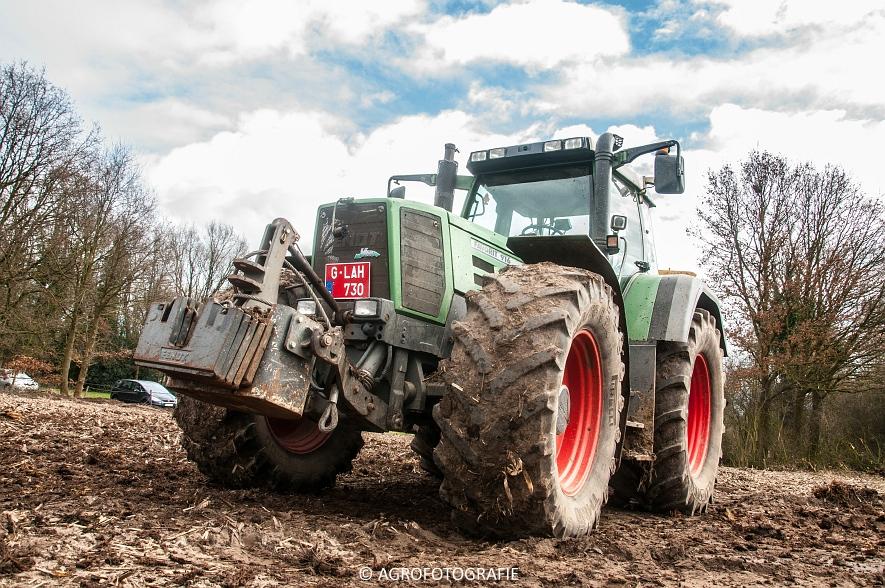 Fendt 916 + DEWA & Volvo L90E (stalmest, 21-03-2015) (5)