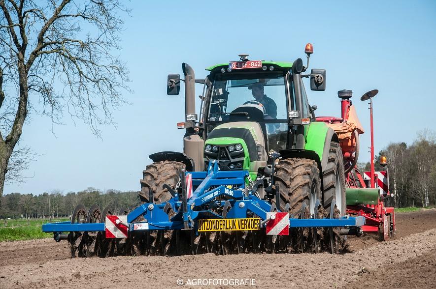 Deutz-Fahr Agrotron 6180 C shift + Dal-Bo LevelFlex 2000 & Herriau P24 Evolution (9)