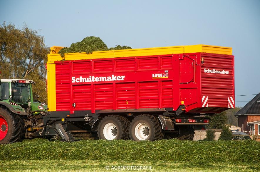 Fendt 722 + Schuitemaker Rapide 6600 (J. Schildermans, 23-04-2015) (23)