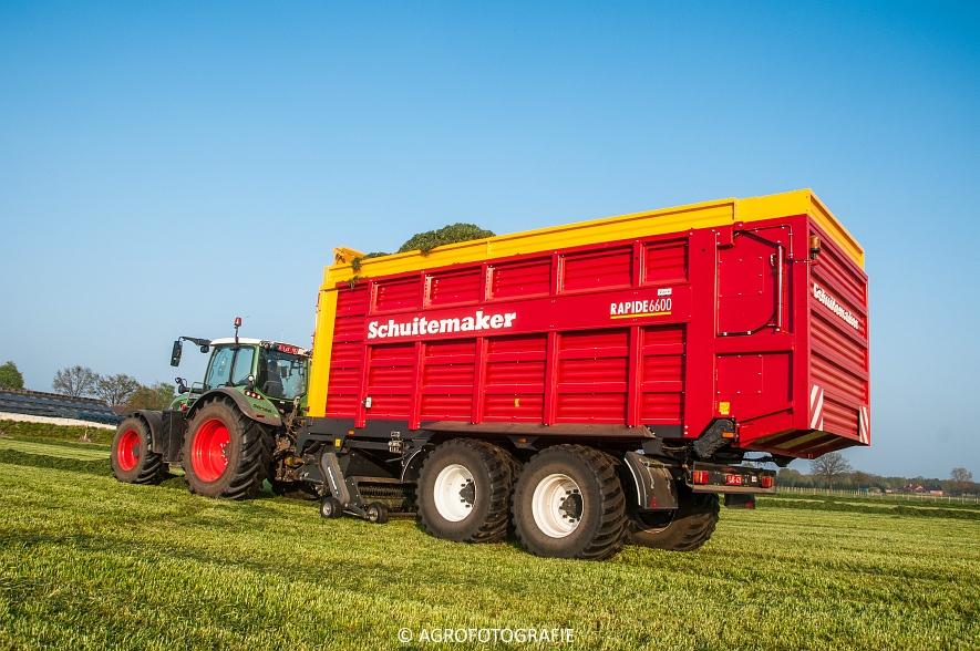 Fendt 722 + Schuitemaker Rapide 6600 (J. Schildermans, 23-04-2015) (32)