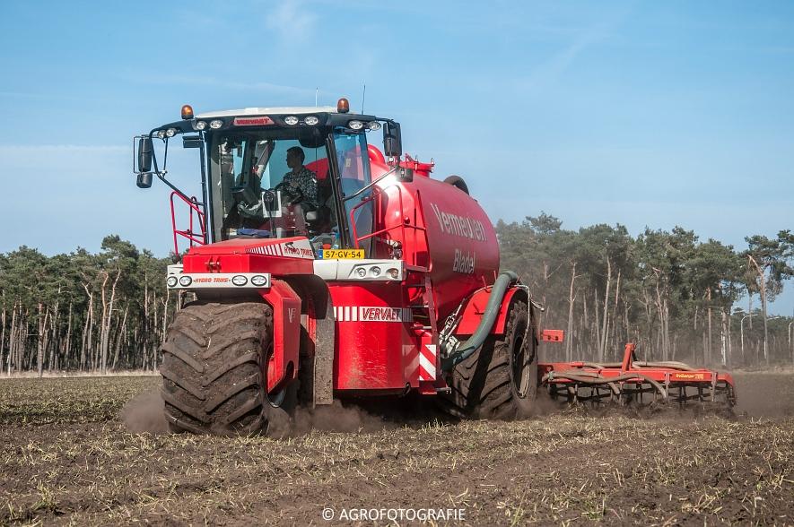Vervaet Hydro Trike (bouwland, 10-04-2015, Vermeulen Bladel) (25)