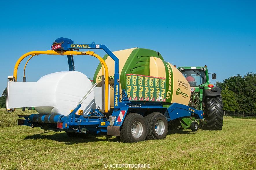 John Deere 7530 + Krone Comprima V150 XC & John Deere 5080M (Harken, perswikkel, 04-06-2015) (21)