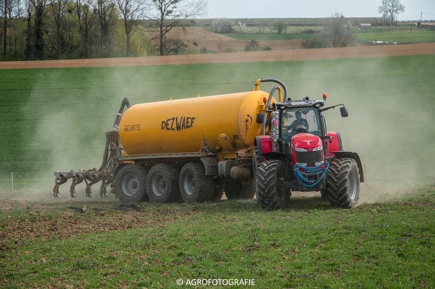Massey Ferguson 8660 Dyna-VT + Dezwaef (Bouwland, Wauters Energy, 17-04-2015) (30)