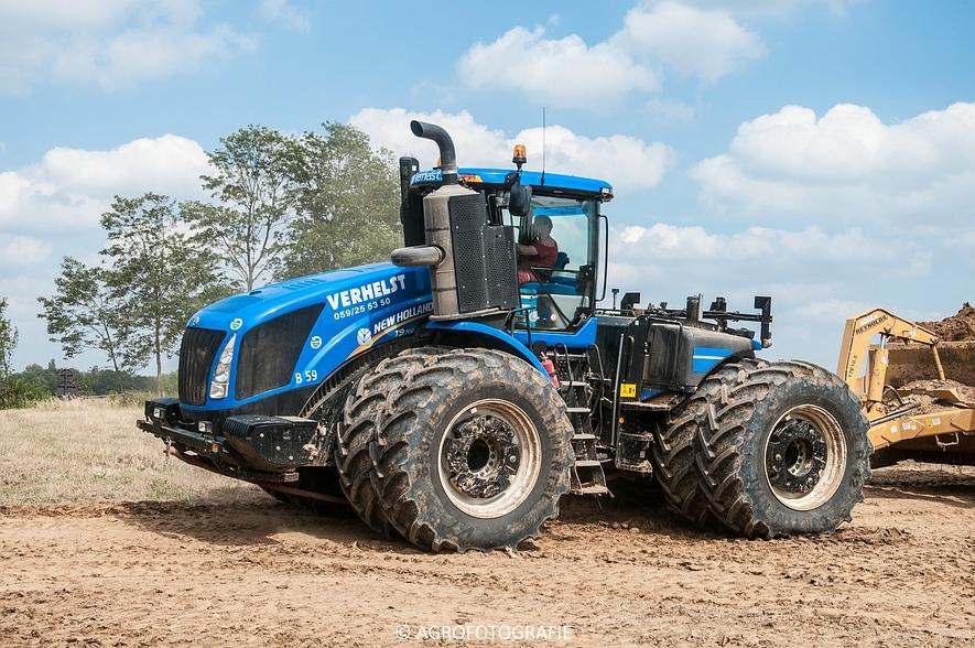 New Holland T9.700 + Reynolds 17E10.5 (24-06-2015, Verhelst) (67)
