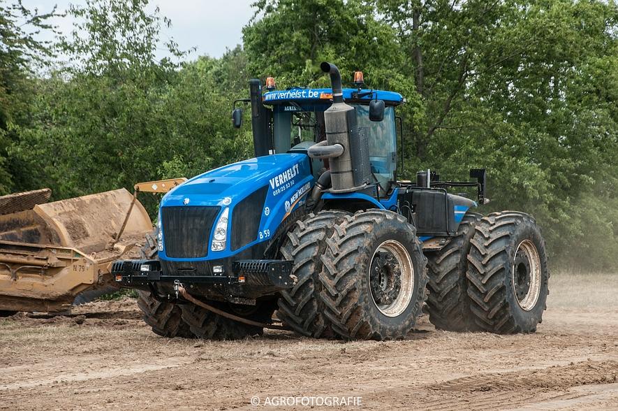 New Holland T9.700 + Reynolds 17E10.5 (24-06-2015, Verhelst) (8)