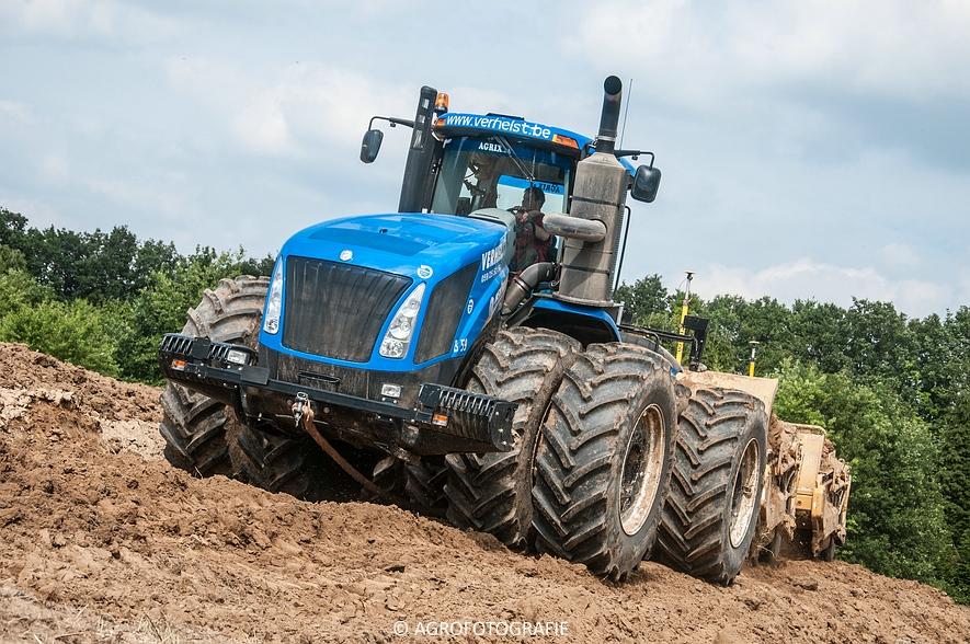 New Holland T9.700 + Reynolds 17E10.5 (24-06-2015, Verhelst) (93)
