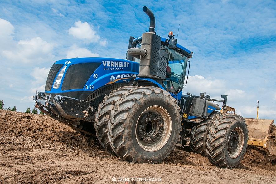 New Holland T9.700 + Reynolds 17E10.5 (24-06-2015, Verhelst) (98)