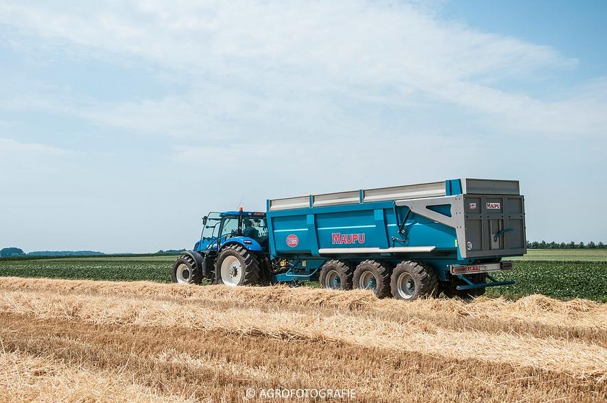New Holland CX 8070 (graan, 02-07-2015) (26)
