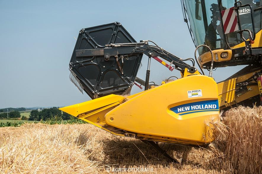 New Holland CX 8070 (graan, 02-07-2015) (6)