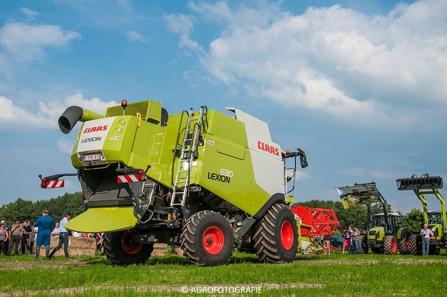 Demo Claas Full Line + Amazone (Tongeren, 20-08-2015) (12 van 159)