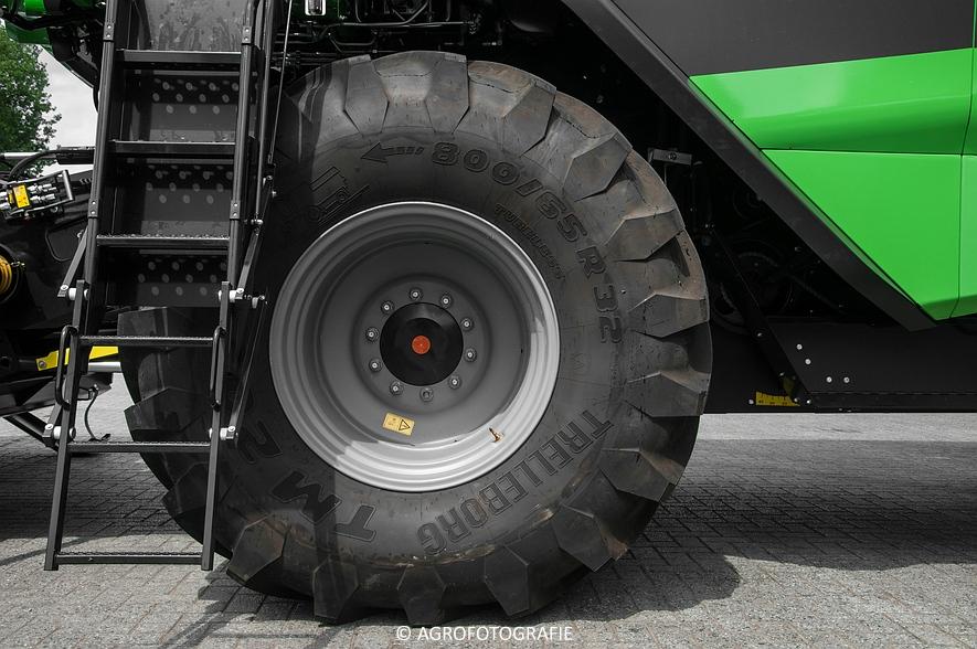 Deutz-Fahr C 9205 TC (poseren, 22-07-2015) (19 van 80)