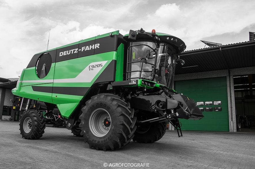 Deutz-Fahr C 9205 TC (poseren, 22-07-2015) (70 van 80)